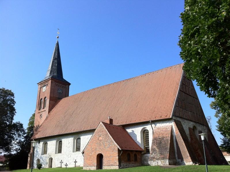 Evangelische Vicelinkirche St. Jakobi zu Bornhöved