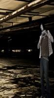 Hendrik in einer alten Fabrik