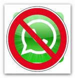 Wie lösche ich mich aus WhatsApp?