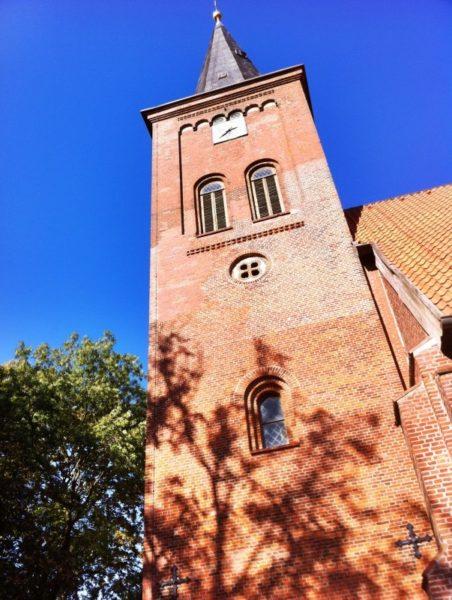 Kirchturm der Vicelinkirche St. Jakobi