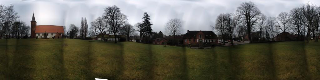 Ergebnis des Panoramabildes mit 360 Panorama (unbeschnitten)
