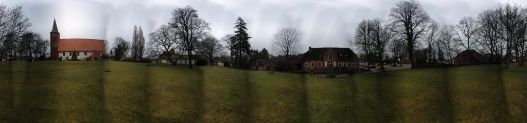 Endergebnis des Panoramabildes mit 360 Panorama