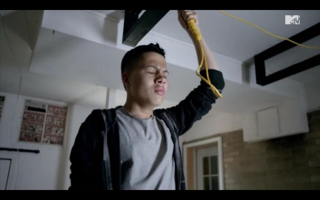 """Screenshot aus dem Video """"Make It Stop (September Children)"""
