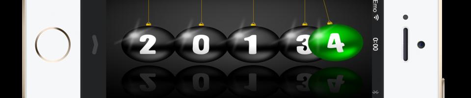 Happy New Year - © Alex White - Fotolia.com
