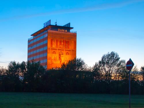 Hotel Dania in Puttgarden auf Fehmarn