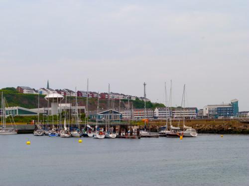 Yachthafen Helgoland