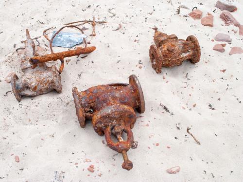 Fundsachen am Strand