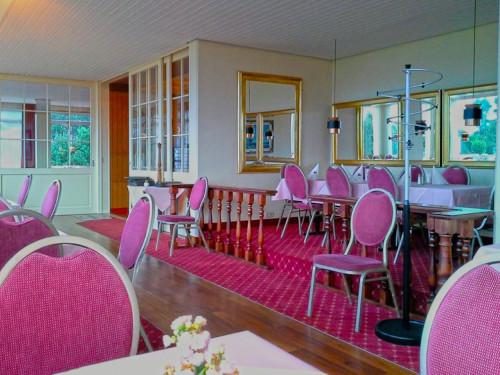 Inselblick Restaurant im Hotel Dania