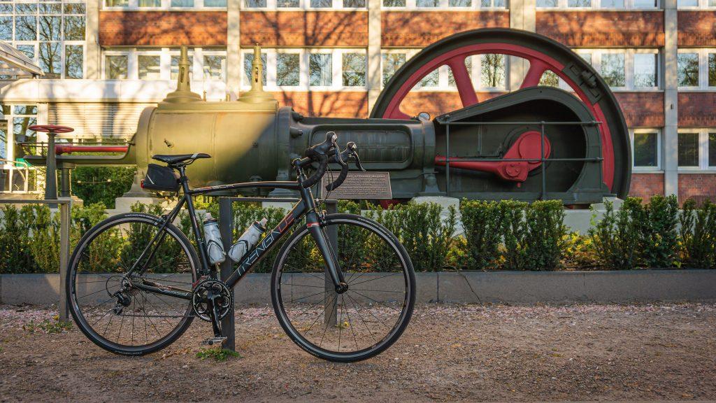 Zeitzer Eisengiesserei & Maschinenbau AG Dampfmaschine von 1907