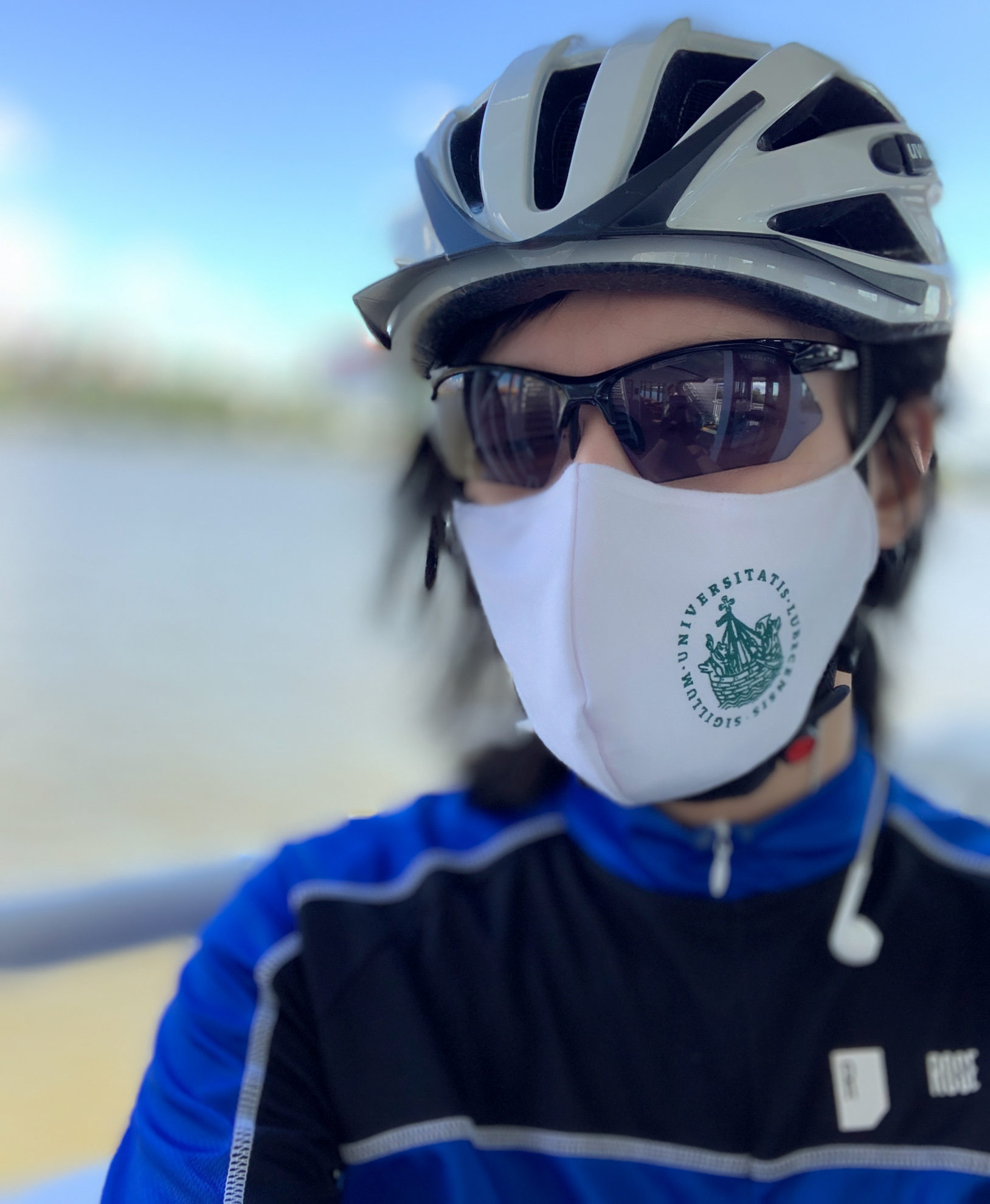 The Masked Cyclist