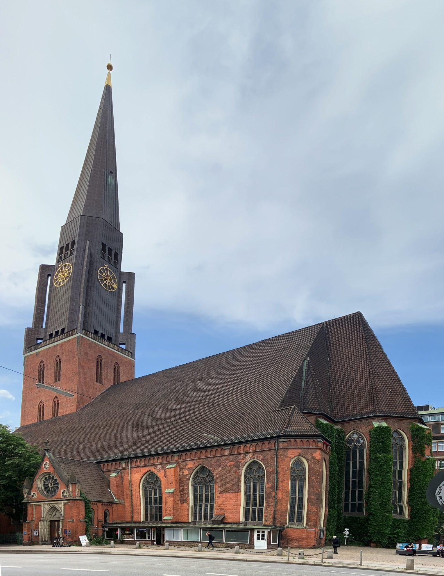 St. James' Church, Hamburg