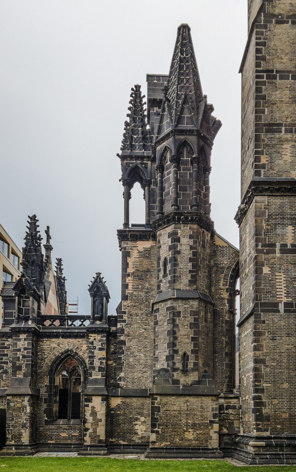 Memorial St. Nicholas Church, Hamburg
