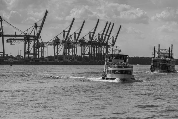 HADAG Fähre Hafencity