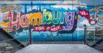 Hamburg - Tor zur Welt - Graffiti in Farbe