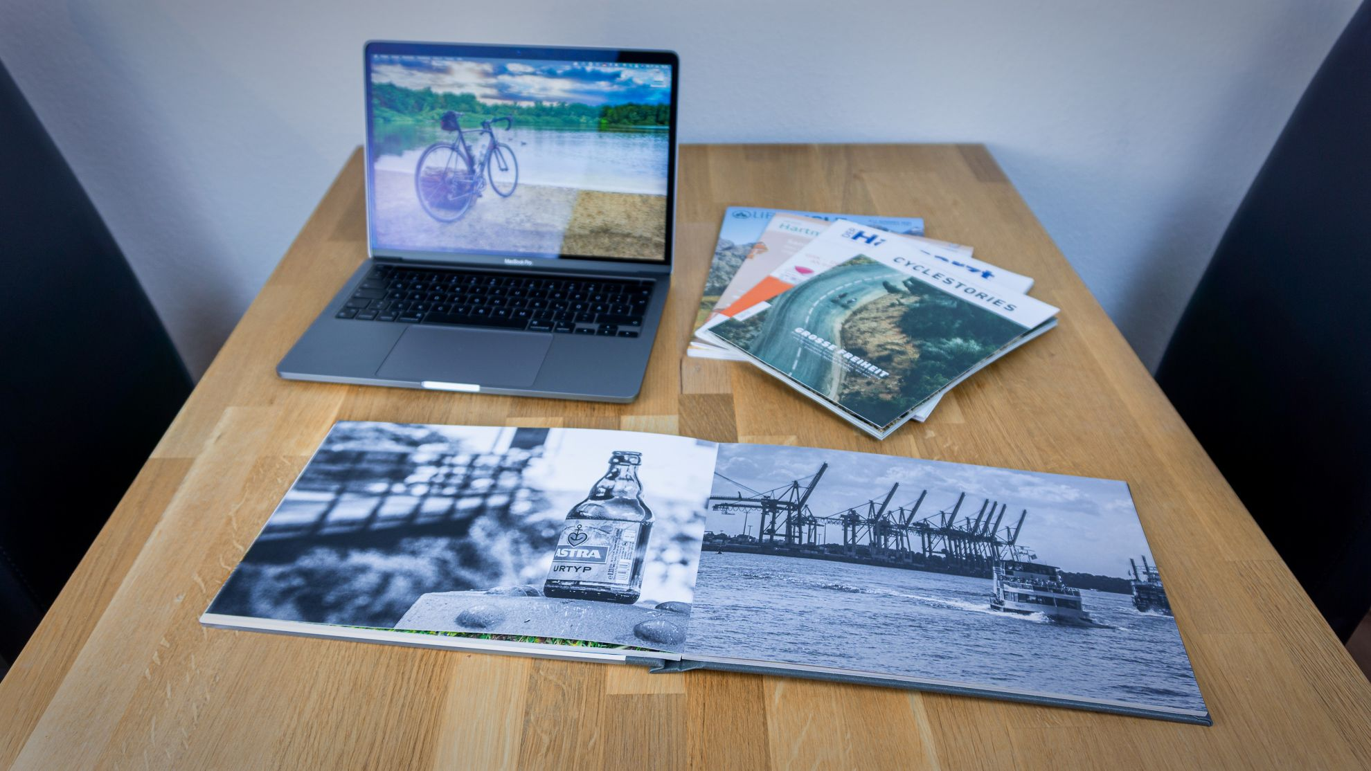 Saaldigital Fotobuch Profdessional Line