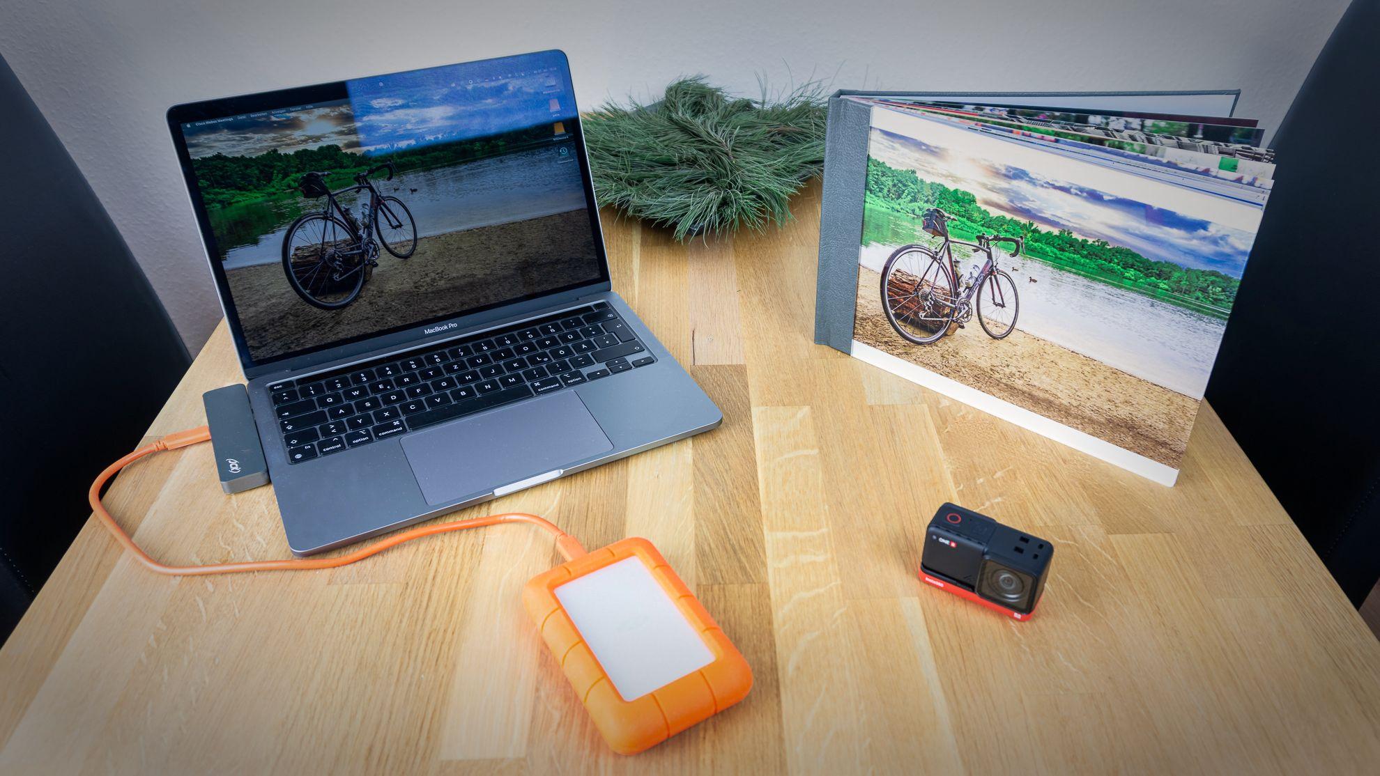 Insta360 One R  und andere Produkte, die es nur online gibt