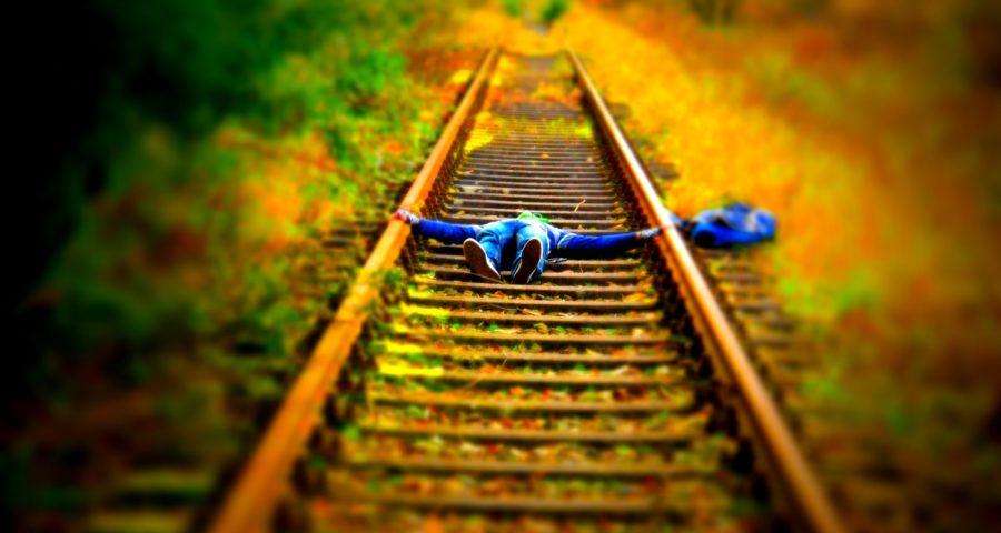 Titelbild: Angst und Verlust auf den Schienen