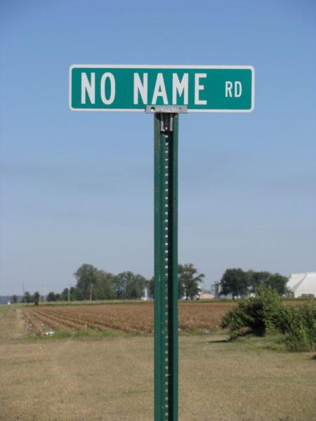 No Name Road von NatalieMaynor steht unter Creative Commons License BY