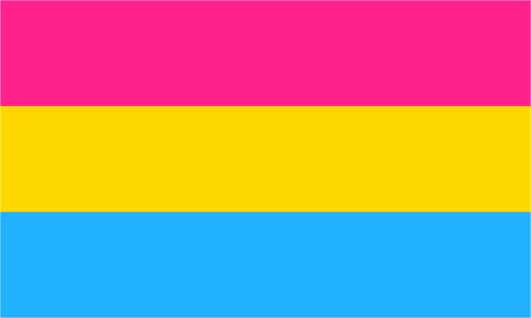 Pansexuality Pride Flag