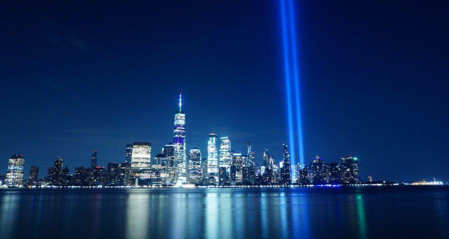 tribute in light 9 11 memorial