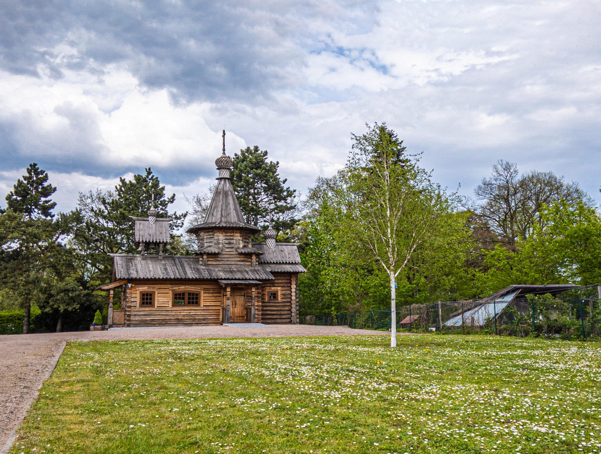 Holzkirche der Hl. Myronträgerinnen, Hamburg