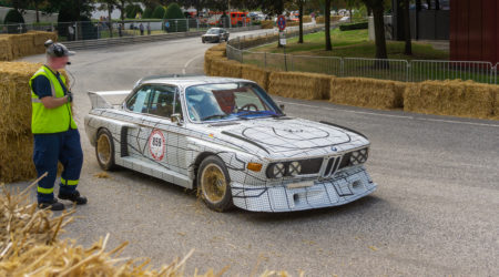 BMW E9 - 3.0 CSL Art Car Model 1973