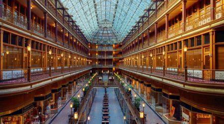 Einkaufszentrum in Cleveland