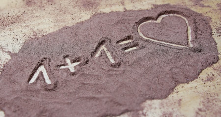 1+1= LOVE