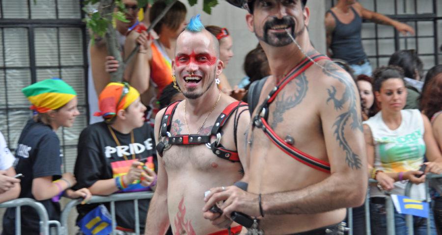 NYC Gay Pride Parade 2011 von Flickr-User: JoeInQueens (CC-Hinweise beachten)