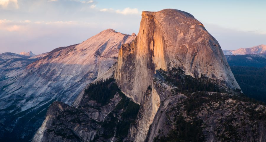 Halbe Kuppel - Yosemite