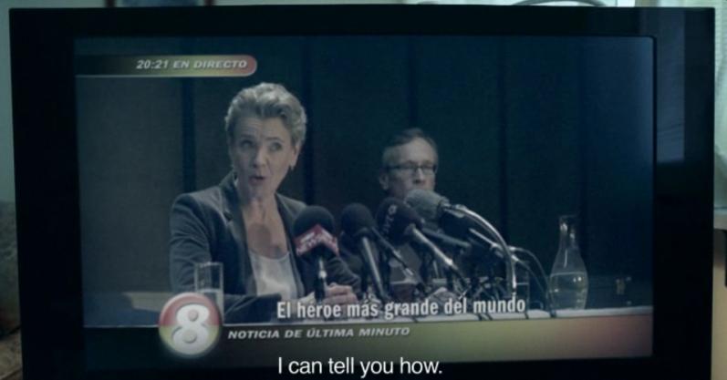 Pressekonferenz zur Verkündung des neuen Welt-Heldens