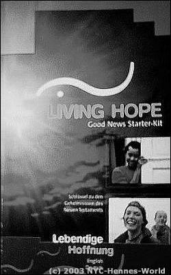 Hoffnung - Buch von der Expo 2000