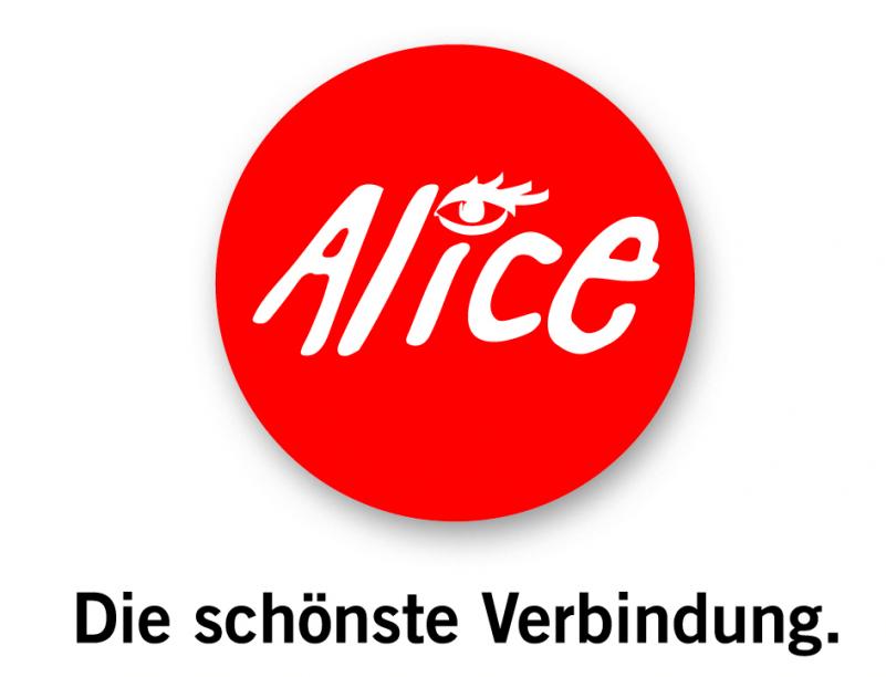 Alice steht für schnelles und günstiges DSL HanseNet Telekommunikation GmbH Quelle: HanseNet Telekommunikation GmbH