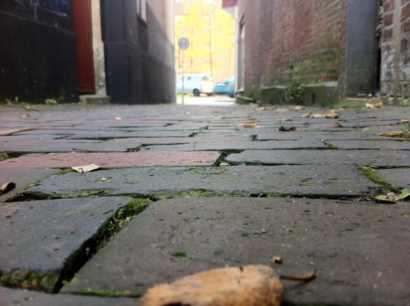 Eines meiner Fußbodenfotos... :D