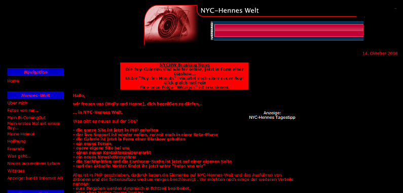 NYC-Hennes-Welt 2003
