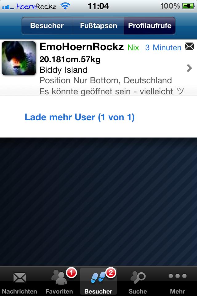 [Update II] PlanetRomeo (ehemals MobileRomeo)- iPhone-App