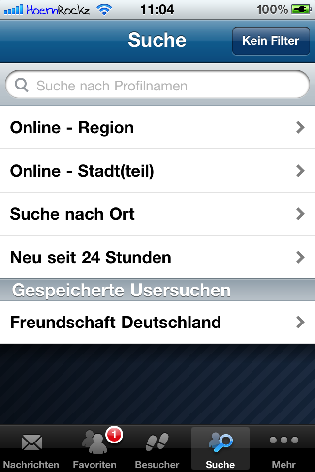 chat apps ohne anmeldung Bocholt