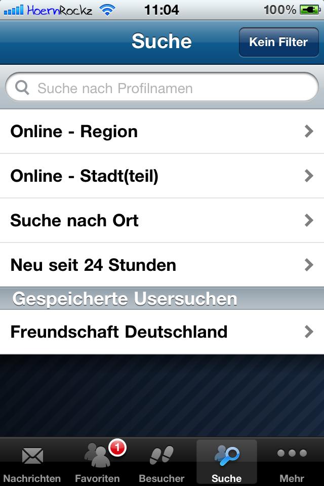 chat apps ohne anmeldung Bocholt